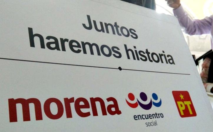 Candidato de MORENA-PT y PES a la capital se decidirá por encuesta