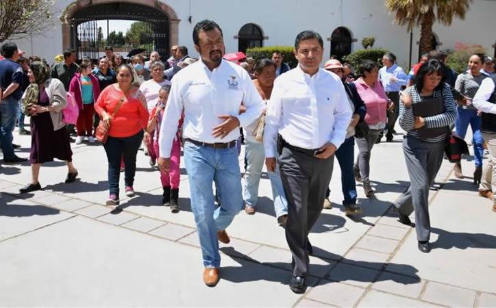 Por la alcaldía de Guadalupe: los que aspiran por que respiran