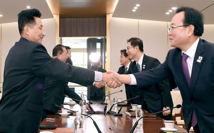 Corea del Norte y del Sur acuerdan desfilar juntas en Juegos Olímpicos de Invierno