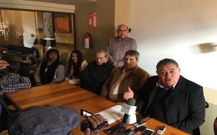 Se deslinda Ortiz Méndez de tronar consejo estatal del PRD, culpa a expresión interna aunque había señalado era responsabilidad del PRI