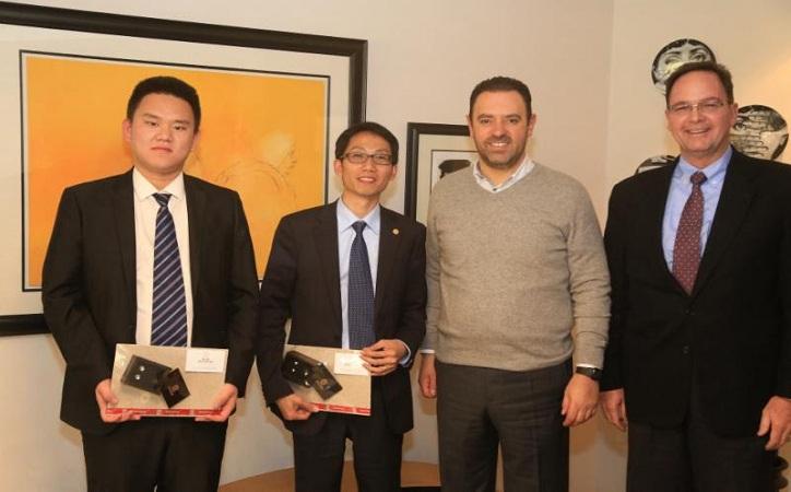 Empresa de ingeniería china interesada en Zacatecas