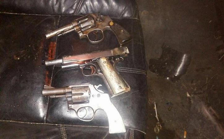 Tras enfrentamiento con la PEP, detienen a 3 hombres en Ojocaliente
