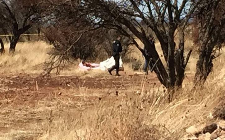 Encuentran dos cuerpos maniatados en Colonia Universidad de Fresnillo