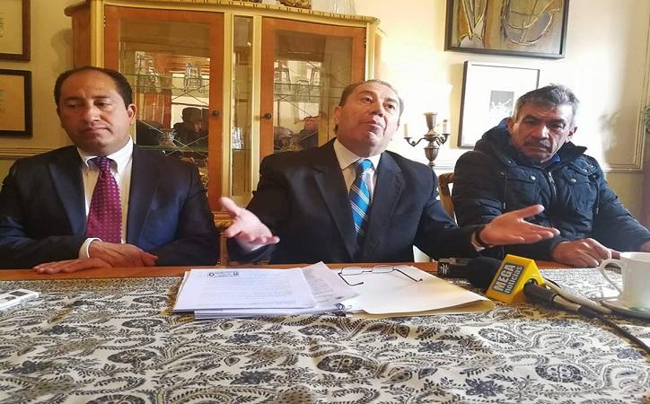 Hay línea a favor del Procurador para que sea el nuevo Fiscal General
