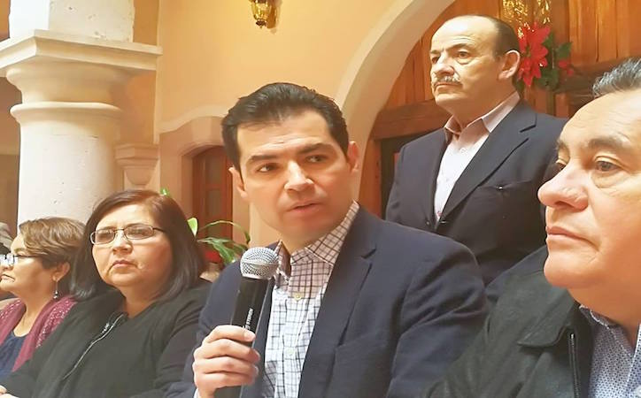 Rafael Flores al Senado