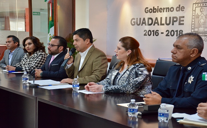Guadalupe, a la vanguardia en protección de infantes y adolescentes
