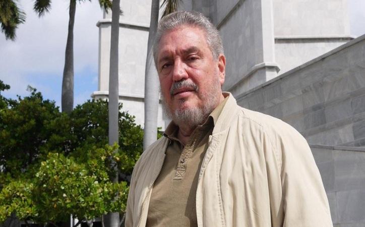 Se suicida hijo de Fidel Castro