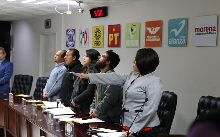 Casi millón y medio de prerrogativas le aprueban al partido local Movimiento Dignidad Zacatecas