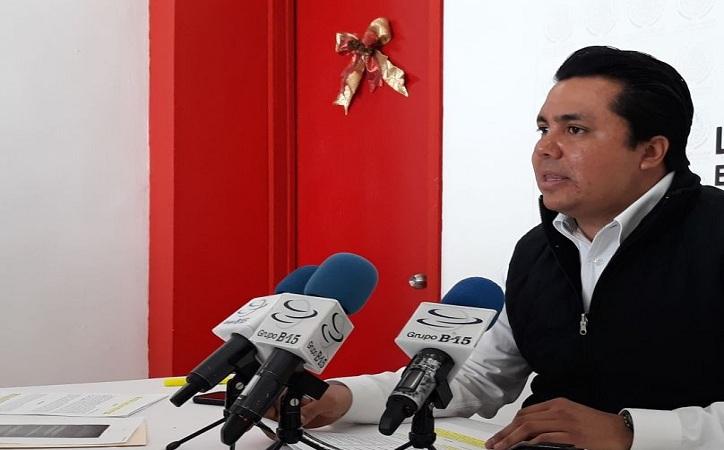 No se baja Omar Carrera, vigente su aspiración a ser precandidato de Morena a la alcaldía de Fresnillo