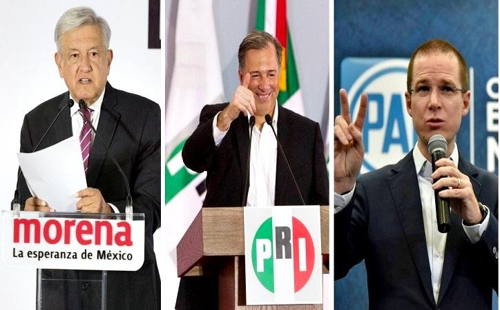 Las propuestas de los candidatos presidenciales para combatir el crimen organizado