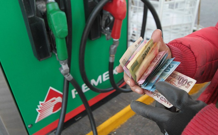 México, con la segunda peor inflación en energéticos en la OCDE