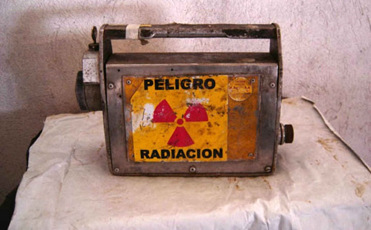 Segob emite alerta en siete estados por robo de fuente radiactiva, Zacatecas incluído