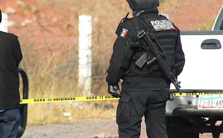 Localizan tres ejecutados en Fresnillo y otro más en Valparaíso