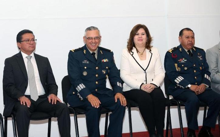 Ejército Mexicano y Godezac comprometidos en garantizar la paz y seguridad en la entidad