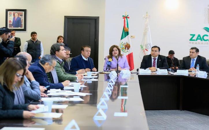 Iniciará Godezac, junto con Federación y UAZ, Programa de Prevención del Delito 2018