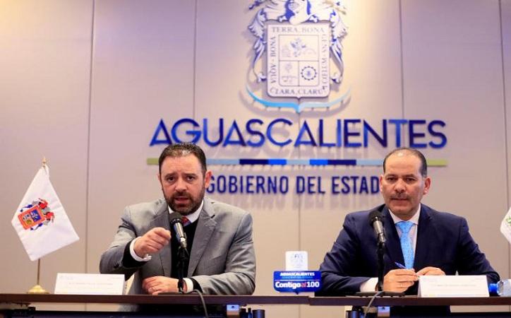 Acuerdan gobernadores Tello y Orozco blindar seguridad en municipios limítrofes Zacatecas – Aguascalientes
