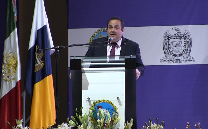 La UAZ se mantiene entre las 12 instituciones de mejor calidad en México: Rector