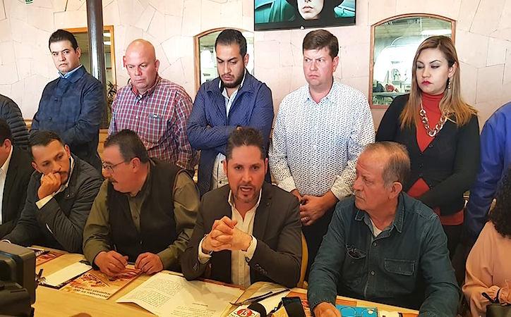 Se rebela Salmón de Morena, no apoyará elección en la entidad y se lleva la estructura de Guadalupe