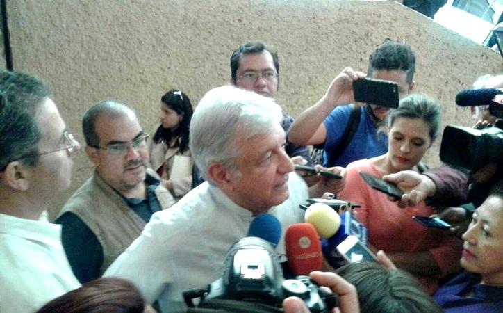 """En Zacatecas, AMLO señala que llamados a debatir son machistas; """"no caeré en provocaciones"""" [video]"""