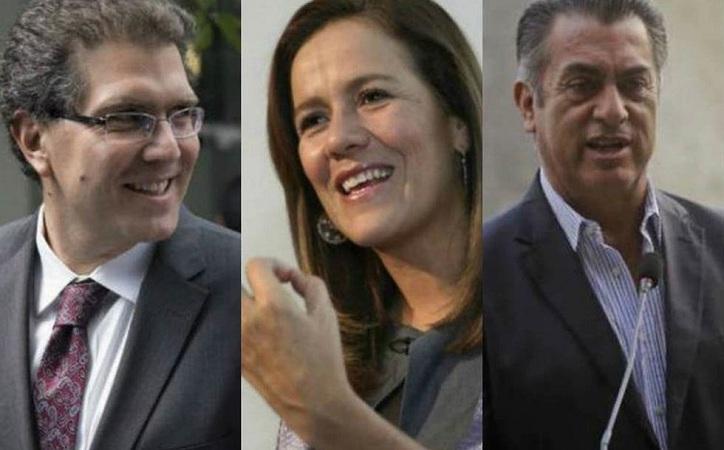 """Zavala, Ríos Piter y """"El Bronco"""" ya pueden registrarse para buscar la Presidencia"""