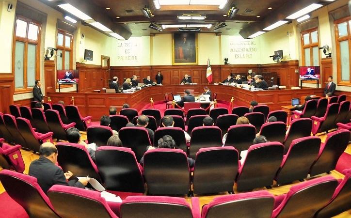 SCJN aprueba revisión a personas y vehículos sin orden judicial