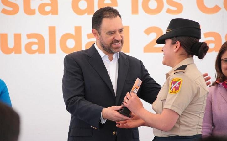 Zacatecas, a la vanguardia en igualdad de género: Tello