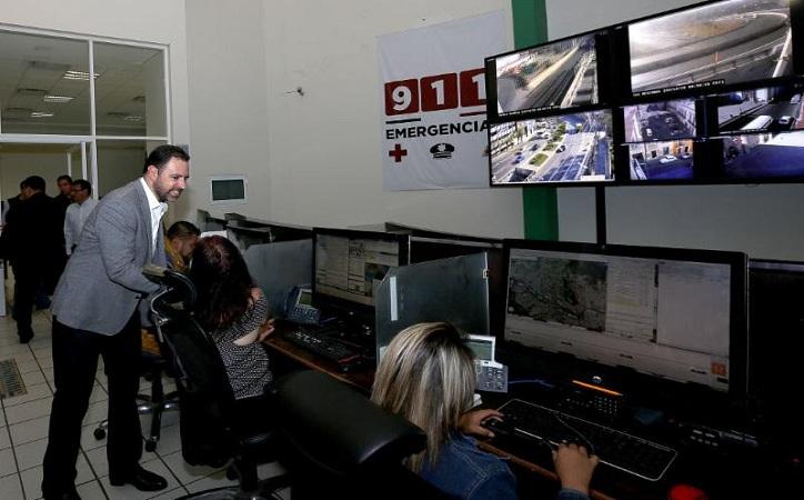 Entrarán en funcionamiento 200 cámaras de vigilancia en la zona Zacatecas-Guadalupe