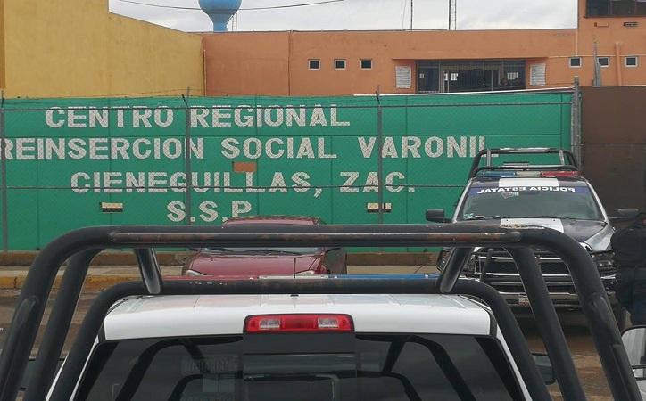 SSP invitará a diputados para recorrer Cerereso de Cieneguillas