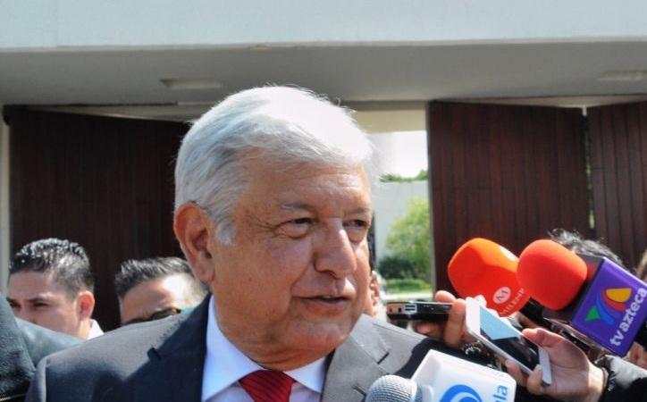 AMLO invitará al Papa Francisco para participar en proceso de paz en México