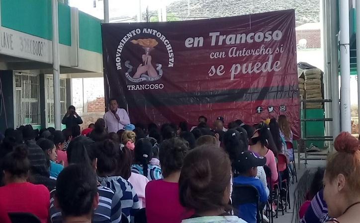 Antorcha: 30 años buscando el bienestar del pueblo de Trancoso