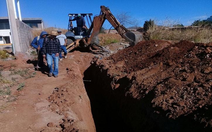 Colonia Antorchista en Guadalupe tendrá servicio de agua potable