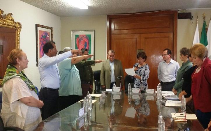 Rinden protesta nuevos regidores del Cabildo de la capital