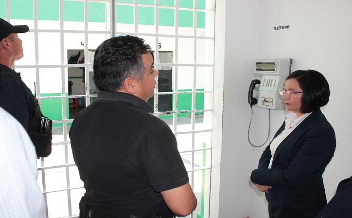 Sistema penitenciario de Zacatecas, reprobado con 5: Cdhez