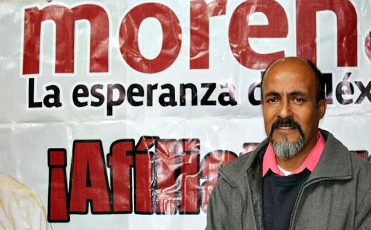 Fernando Arteaga es suspendido temporalmente como Presidente de Morena Zacatecas , tiene un proceso en contra en la Comisión de Honor y Justicia