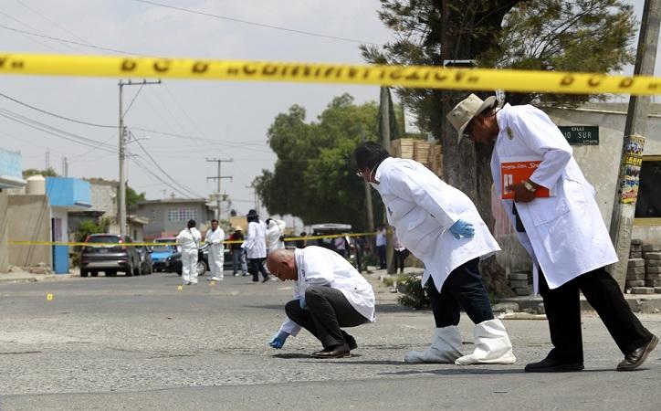 Reportan aumento de homicidios en estados panistas