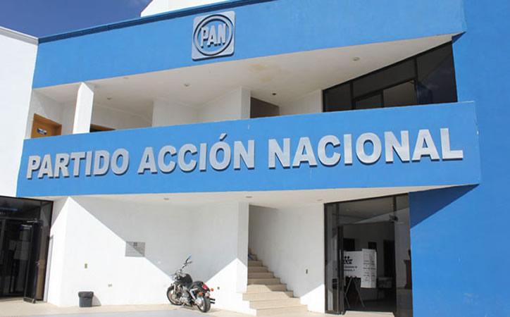 Consejo Estatal del PAN autorizaposibilidad de abandonar coalición con PRD