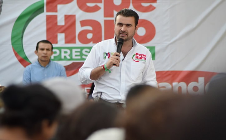 Renuncia José Haro a candidatura del PRI en Fresnillo, Bonilla podría ser el reemplazo