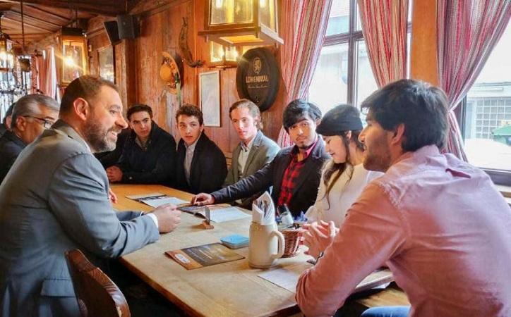 En Hannover, Gobernador ha encabezado reuniones con posibles nuevos inversionistas para Zacatecas