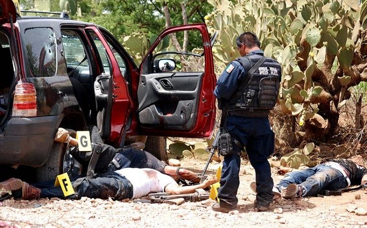 Fresnillo se ubica en el top 5 de ciudades más inseguras del país;  Zacatecas sitio 13