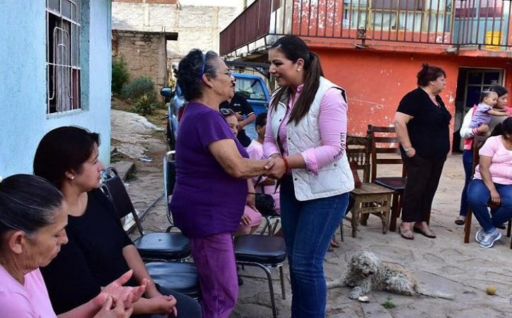 El autoempleo debe fortalecerse como forma de desarrollo social: Lula de la Rosa