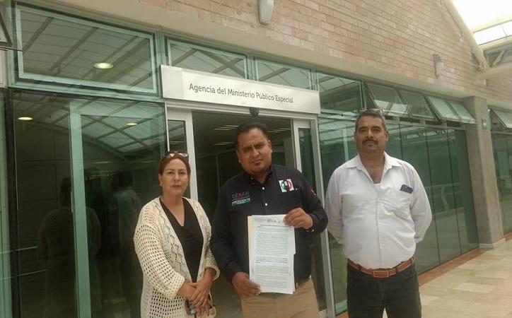 Denuncia Antorcha agresión e intimidaciones a equipo de campaña en Trancoso