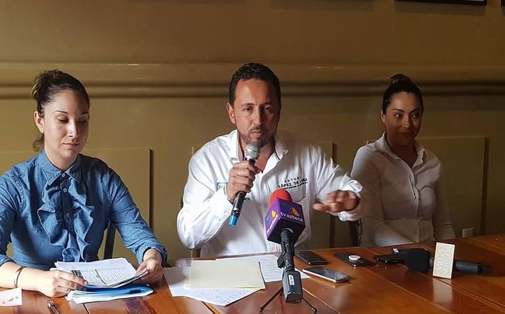 Justifica López de Lara entrega de herramientas legislativas a AC y sin pruebas de guerra sucia culpa a otro contendiente