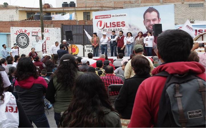 Un policía confiable, capacitado y equipado revertirá la mala imagen ante la ciudadanía: Ulises Mejía