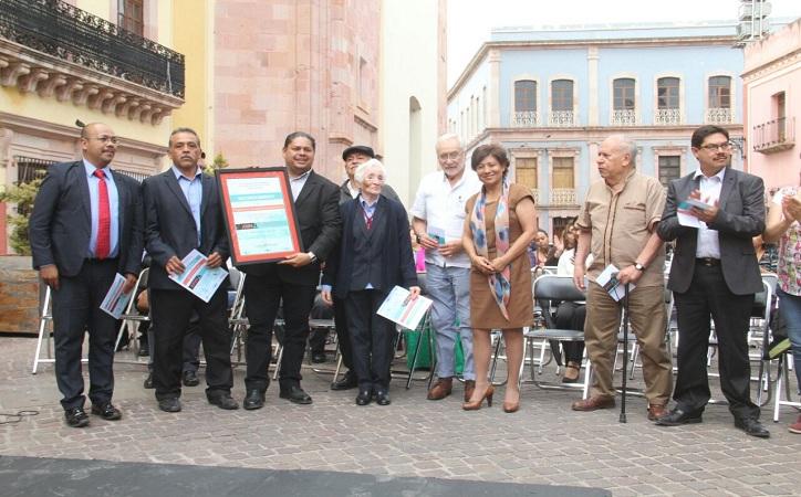 Orquesta Típica de Zacatecas celebra 27 años de fundación