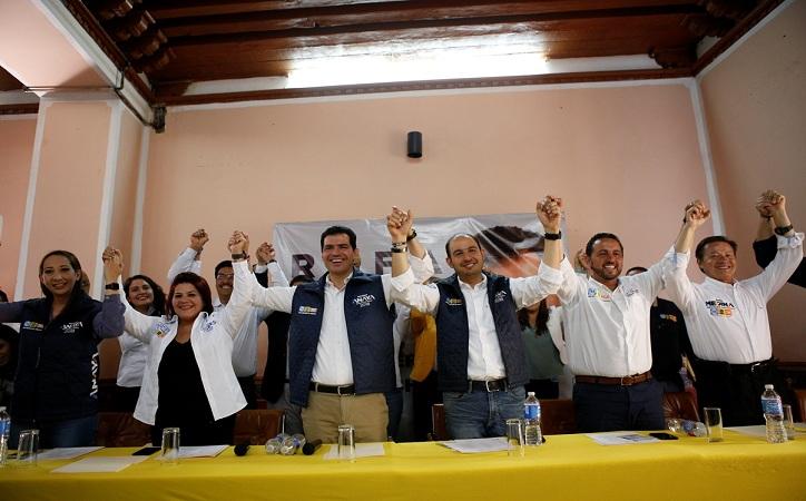 """Presenta Rafael Flores """"Emprende con Causa""""; apoyar a jóvenes a desarrollar su negocio, el objetivo"""