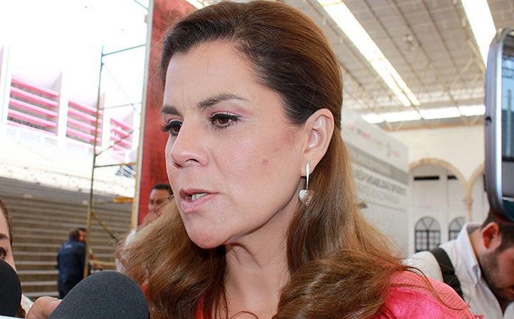 Primera dama de Zacatecas pide a Dios que no se convierta en dictadura #Verificado2018