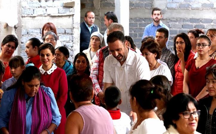Celebra Tello el 10 de mayo con madres zacatecanas