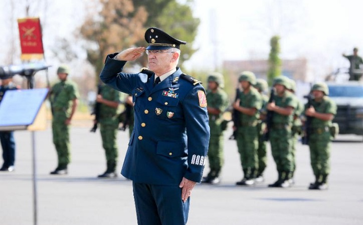 Rogelio Castellanos, nuevo Comandante de la XI Zona Militar