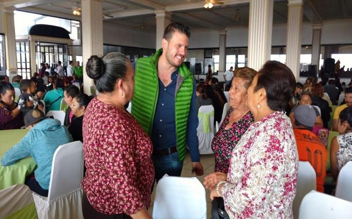 Prioridad en el proyecto de Cuauhtémoc Calderón, la atención urgente de la mujeres