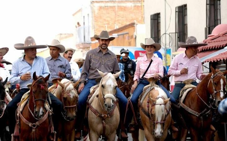 Tello llama a zacatecanos fortalecer unidad y gobernabilidad